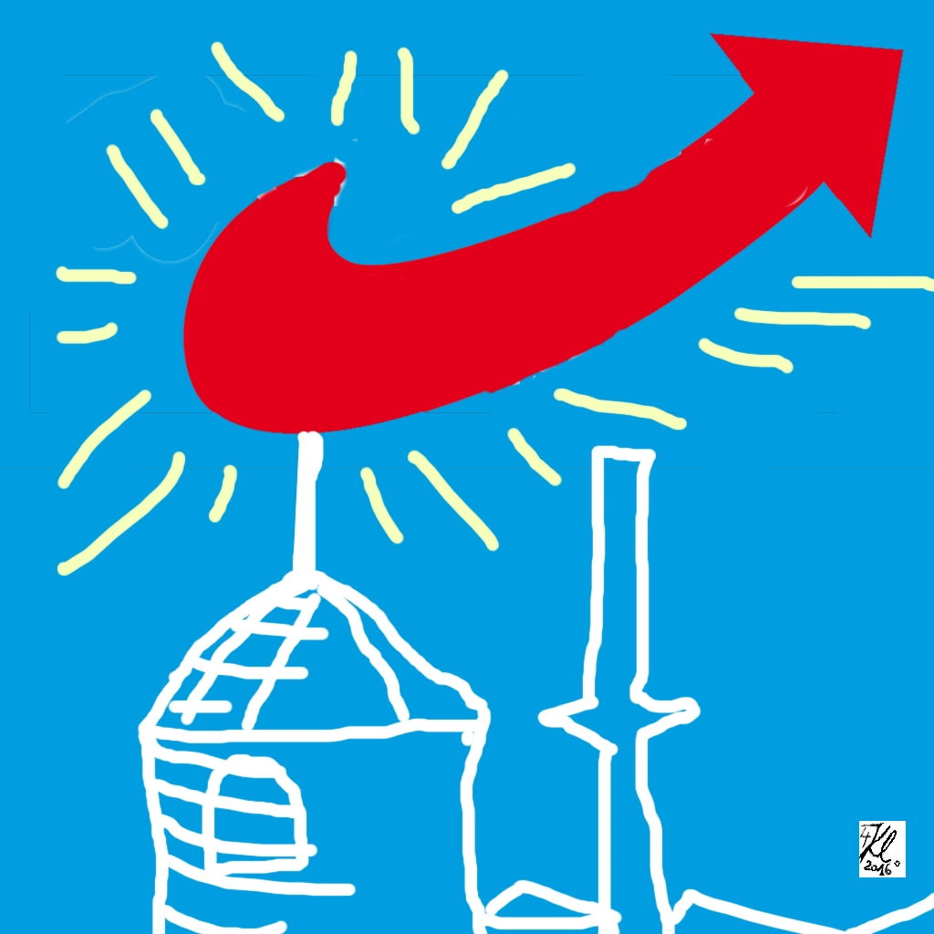 klausens-kunstwerk-karikatur-die-AfD-will-boese-den-hass-nur-schueren-18-4-2016
