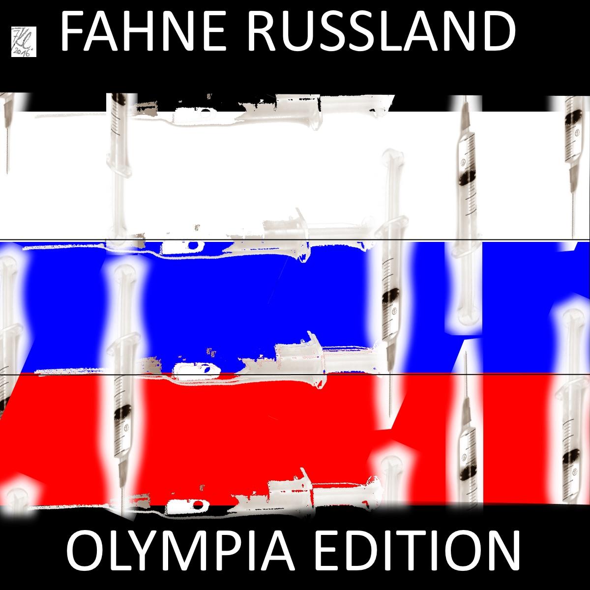 klausens-kunstwerk-fahne-russland-olympia-edition-25-7-2016